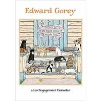 Edward Gorey 2020 Engagement Calendar