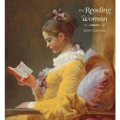 Pomegranate Pomegranate The Reading Woman 2020 Calendar