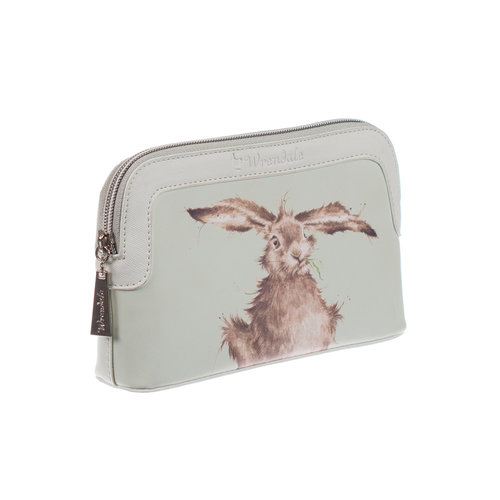 Wrendale Small Cosmetic Bag - Hare