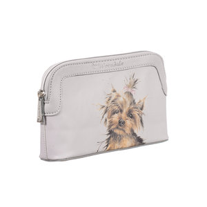 Wrendale Small Cosmetic Bag- A Dogs Life