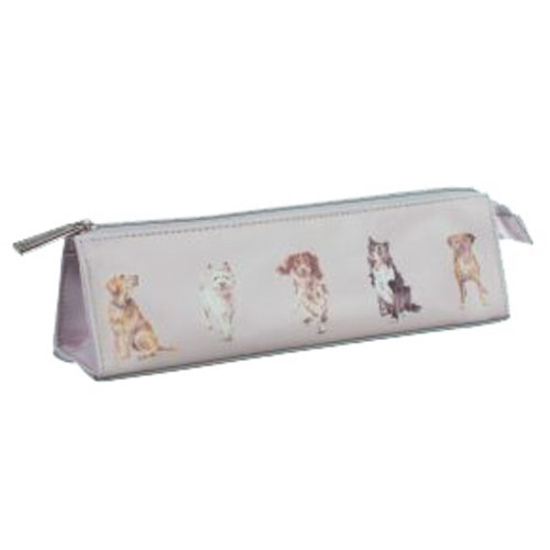 Wrendale Brush Bag - A Dog's Life