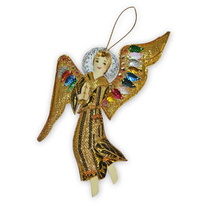 St. Nicolas St. Nicolas St. Brides Angel Ornament 4998DAF