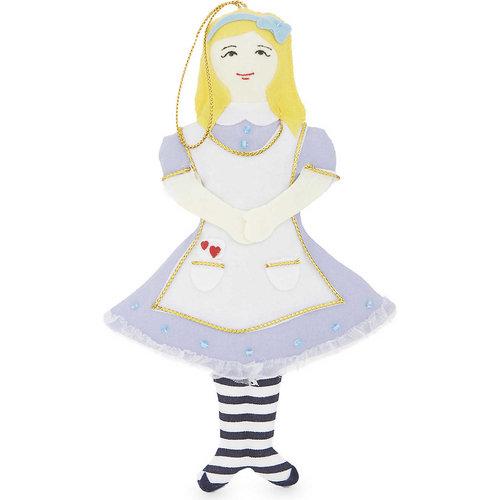 St. Nicolas St. Nicolas Alice in Wonderland Alice Ornament