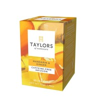 Taylors of Harrogate Mandarin and Ginger Infusion 20s
