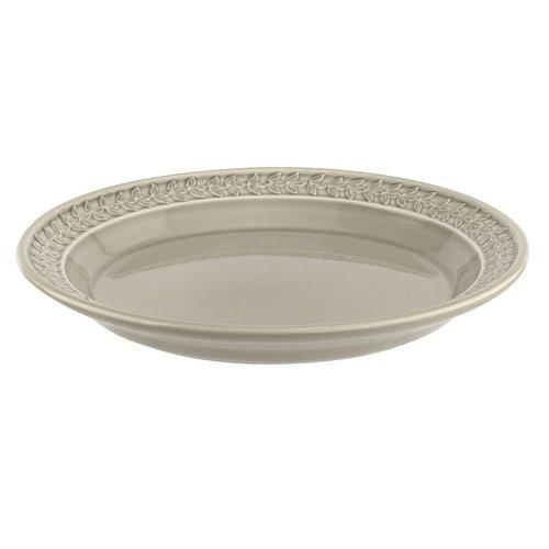 """Portmeirion Botanic Garden Harmony Dinner Plate 10.5"""" Stone"""