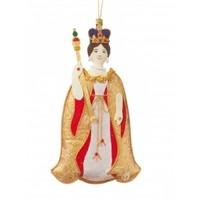 St. Nicolas Queen in Coronation Robes