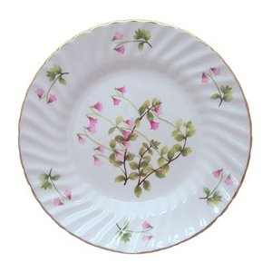 Heirloom Linnaea Small Plate 8""