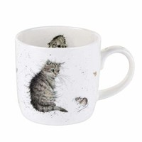 Wrendale Cat and Mouse Large Mug