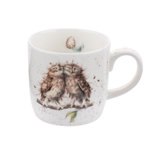 Wrendale Wrendale Birds of a Feather Small Owl Mug