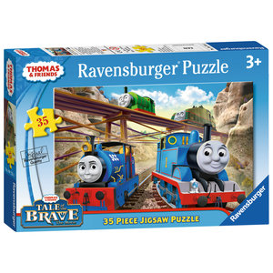 Thomas Tale of the Brave Jigsaw Puzzle