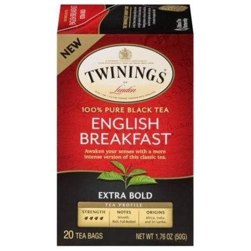 Twinings Twinings English Breakfast Extra Bold