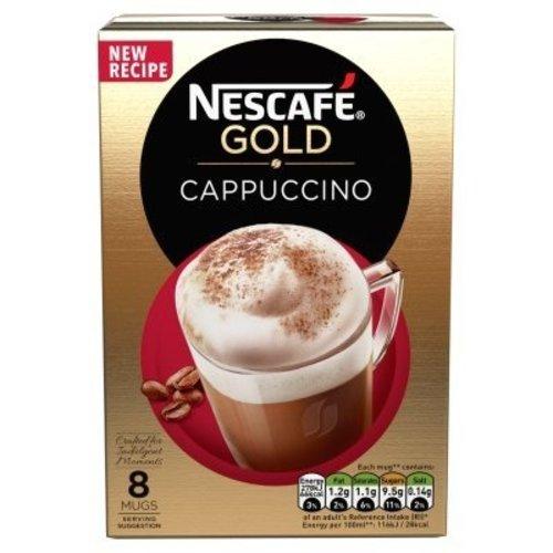Nestle Nescafe Gold Cappuccino