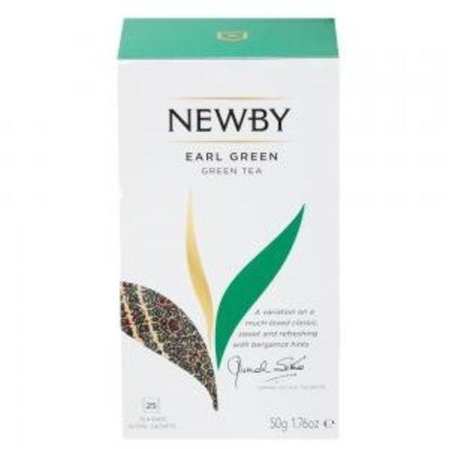 Newby Newby Earl Green Tea