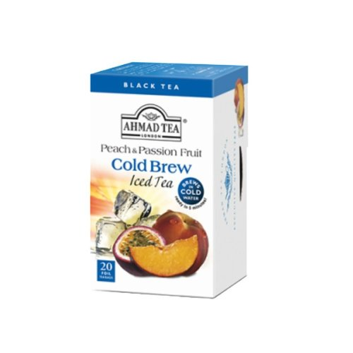 Ahmad Tea Ahmad Peach and Passion Fruit Cold Brew