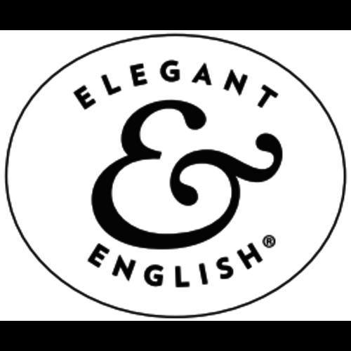 Elegant & English