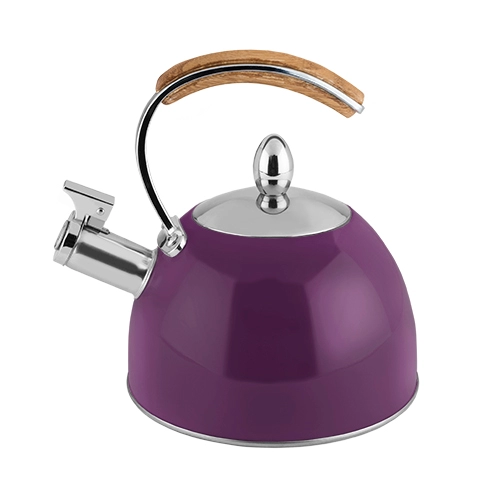 Pinky Up Presley Plum Tea Kettle by Pinky Up