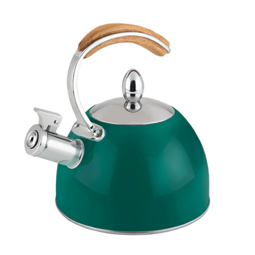 Pinky Up Presley Dark Green Kettle by Pinky Up