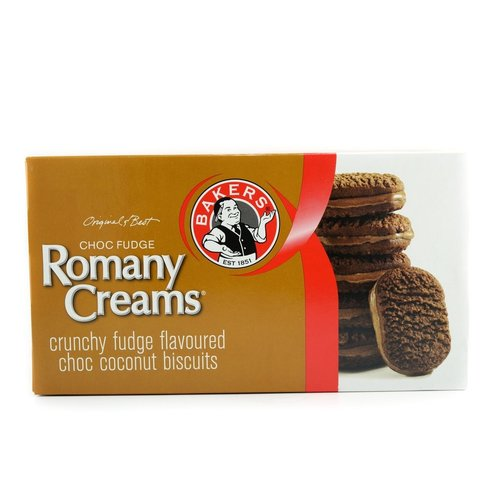 Bakers Romany Creams Chocolate Fudge