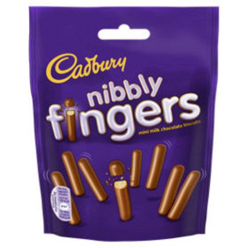 Cadbury Cadbury Nibbly Fingers