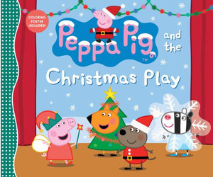 Peppa Pig Christmas.Peppa Pig Peppa Pig Christmas Play Book