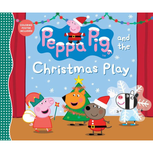 Peppa Pig Peppa Pig Christmas Play Book