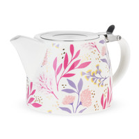 Harper Botanical Bliss Ceramic Teapot & Infuser