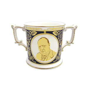 Royal Crown Derby Churchill Loving Cup