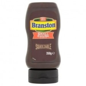 Branston Branston Pickle - Small Chunk Squeeze Bottle 350g