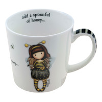 "Gorjuss ""Bee-loved"" Mug"