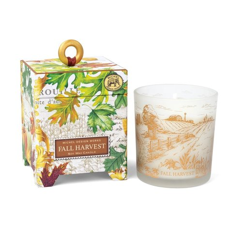 Michel Design Works Michel Fall Harvest Soy Wax Candle