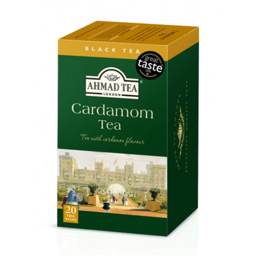 Ahmad Tea Ahmad Cardamom 20s