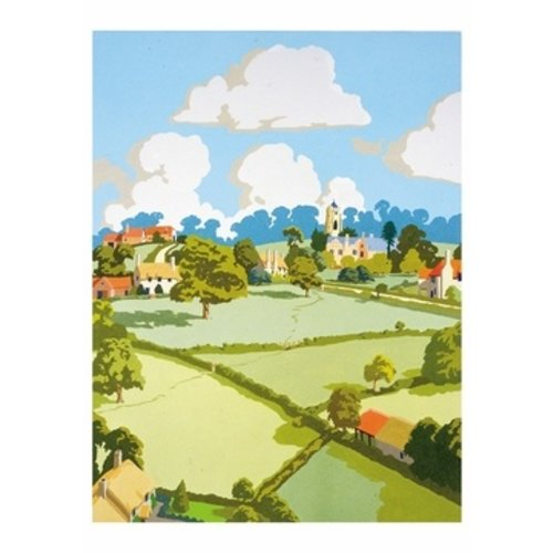 Brian Sweet's Images of England Boxed Notecards