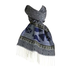 Calzeat Calzeat & Co. Celtic Saltire Scarf