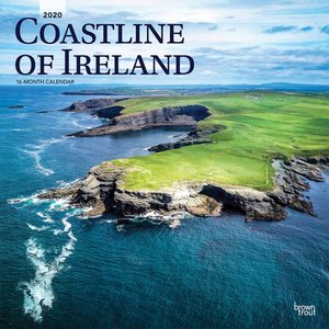 Coastline of Ireland 2020 Calendar