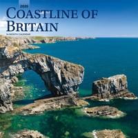 Coastline of Britain 2020 Calendar