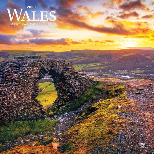 Wales 2020 Calendar