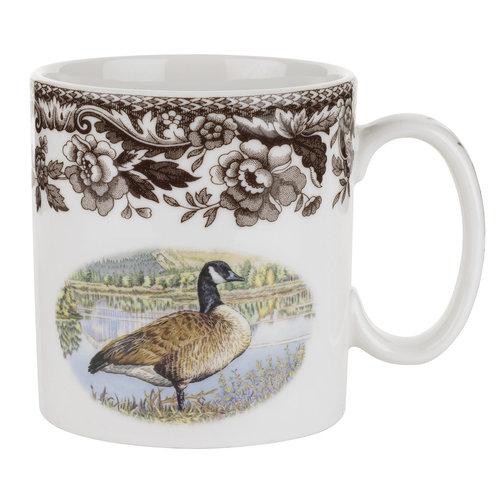 Spode Spode Woodland Mug Canada Goose