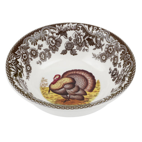 Spode Spode Woodland Mini Bowl Turkey