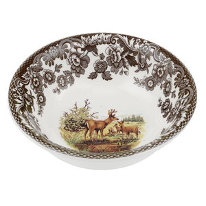 Spode Spode Woodland Mini Bowl Mule Deer