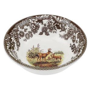 Spode Spode Woodland Mini Bowl Mule Deer