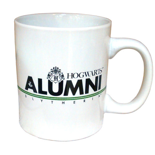 Harry Potter Hogwarts Alumni Slytherin Mug
