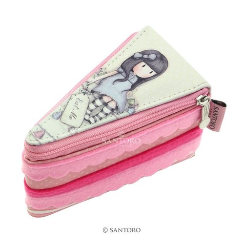 Santoro London Gorjuss Accessory Case Cake