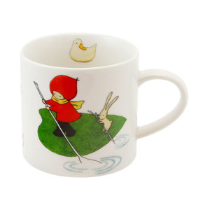 Santoro London Poppi Mug Small - Follow Your Dreams