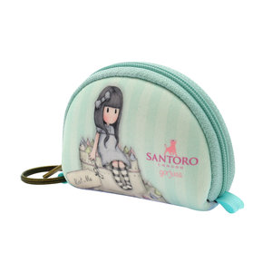 "Santoro London Gorjuss ""Sweet Cake"" Mini Pouch"