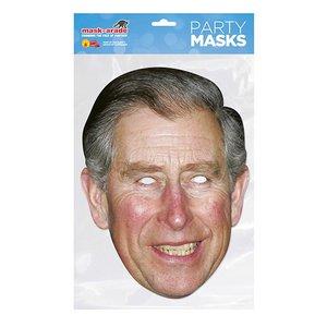 Mask-Arade Prince Charles Mask
