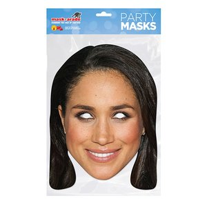 Mask-arade Meghan Markle Mask