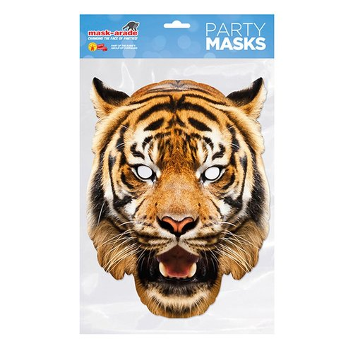 Mask-Arade Tiger Mask