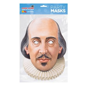 Mask-Arade William Shakespeare Mask