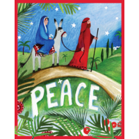 Peace Boxed Christmas Cards
