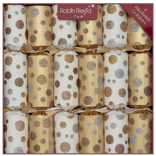 Robin Reed Sparkle Spots Party Crackers